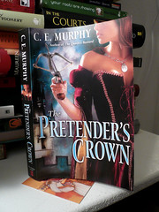C.E. Murphy's 'The Pretender's Crown'