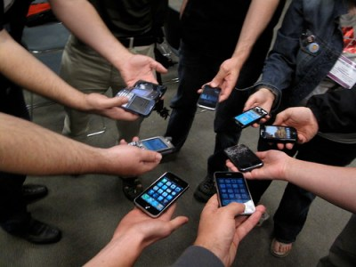 Mobile Marketing: number of smart phone users up 21% in just one year