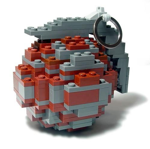 LEGO Grenade