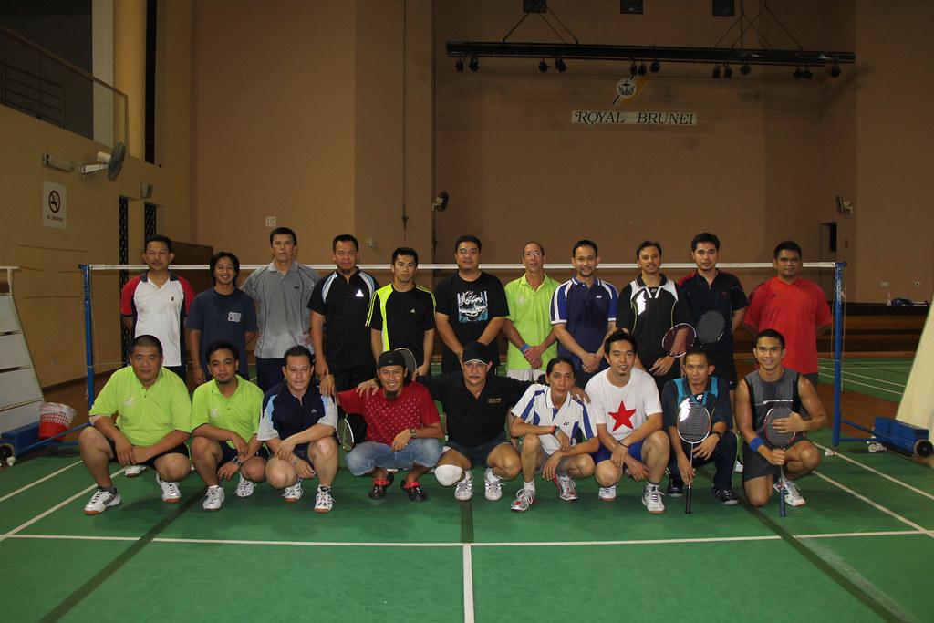 badminton group