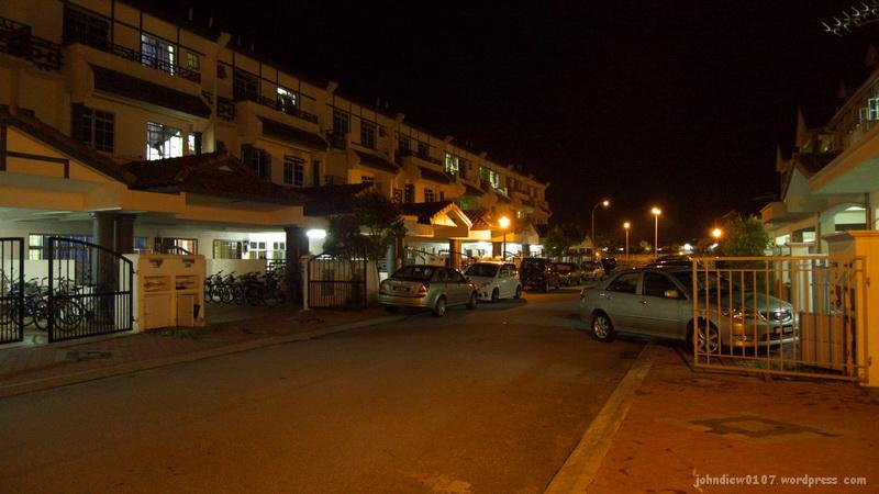 night capture