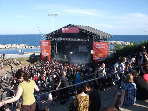 Sunshine stage