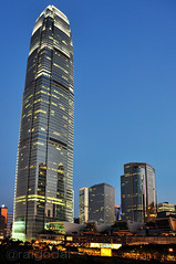 International Finance Centre : Hong Kong
