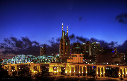 Blue Hour Nashville