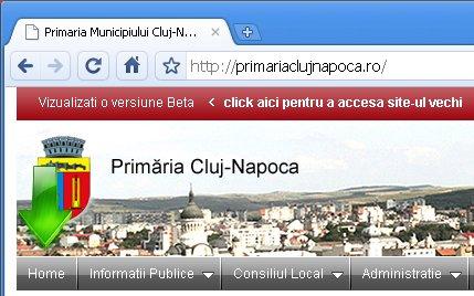 primariaclujnapoca.ro