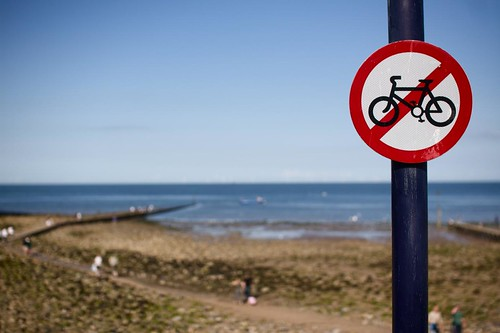 Don't Cycle In The Sea