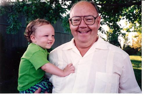 Sam & Fred (Papa) 1996