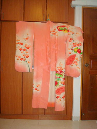 Blossom's Pink Furisode