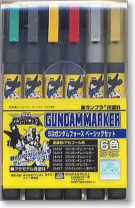 gundam marker set (5)