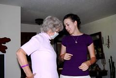 Tamera and Aunt Lynn