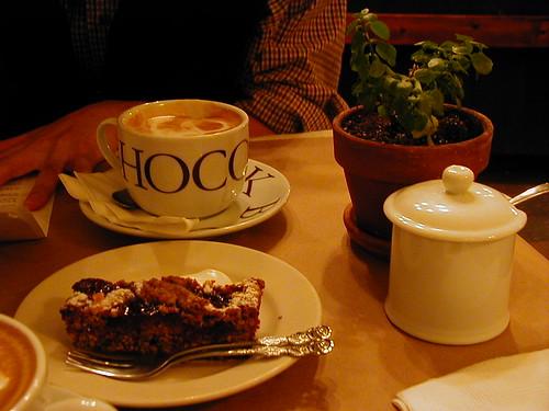 L.A. Burdick - Latte & Cake - 2001