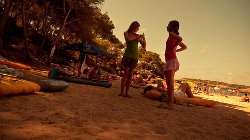 Suncream (Crème solaire) - Photo : Frederic Giet (Gilderic)