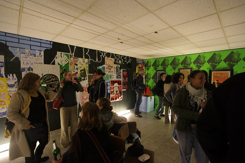 vernissage postershow 2009