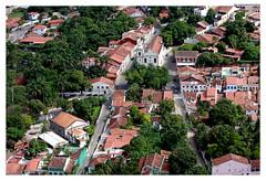 Vista Aérea da Igreja de São Pedro. Foto: Antônio Melcop/Pref.Olinda