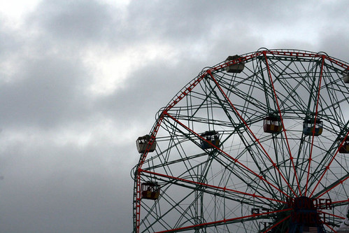 Wonder Wheel, all moody