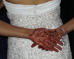 Kashelle's hands