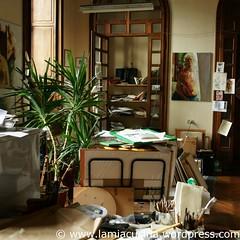 Atelierbesuch Bruno Ritter 8_2009 09 15_2387