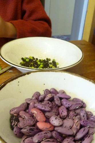 Saving Beans