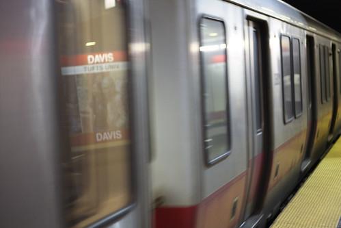 Davis Square Train