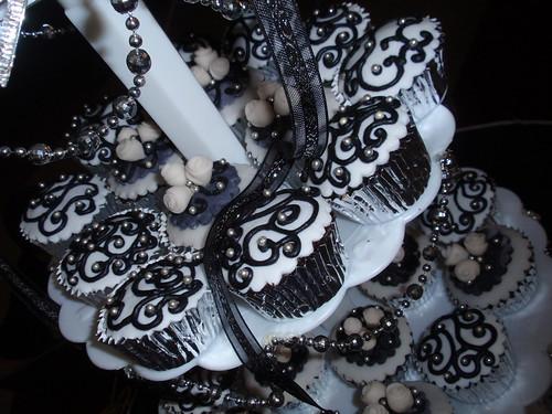 3620659581 defffe65c8 Baú de ideias: Decoração de casamento preto e branco
