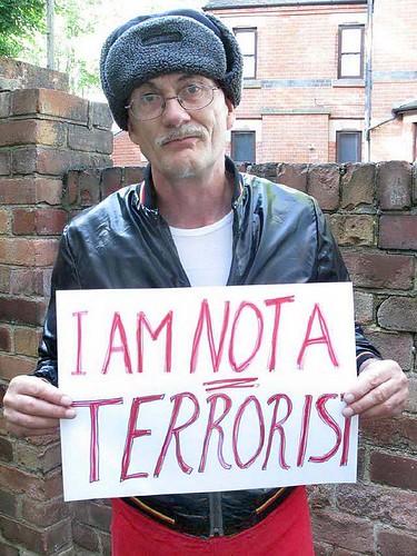 """""""I am not a Terrorist"""""""