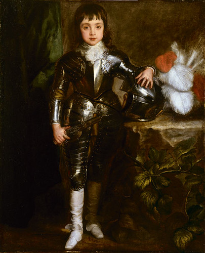 Young Charles II
