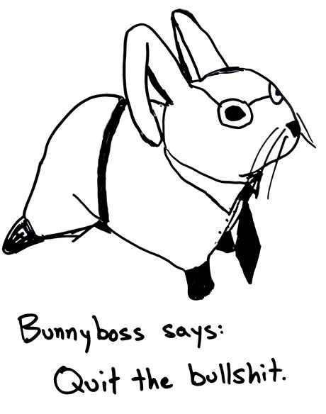 bunnyboss