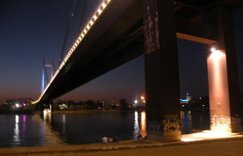 New RAilroad Bridge - Belgrade, Serbia
