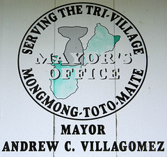 The Mayor's Sign