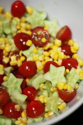 Salad by Tanie