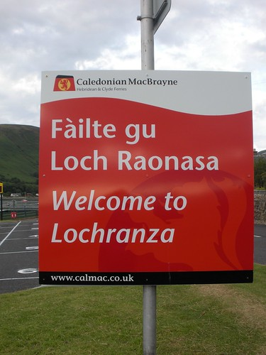 Fàilte gu Loch Raonasa