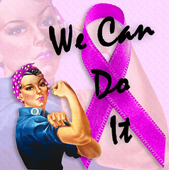 Breast Cancer Awareness from Rosie the Riveter...
