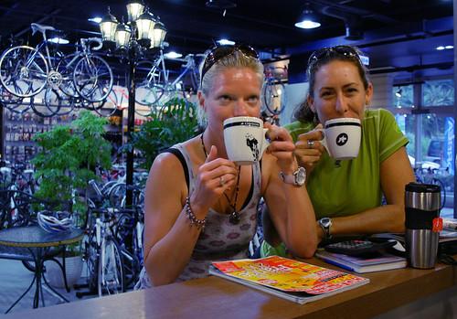 Coffee & Bikes