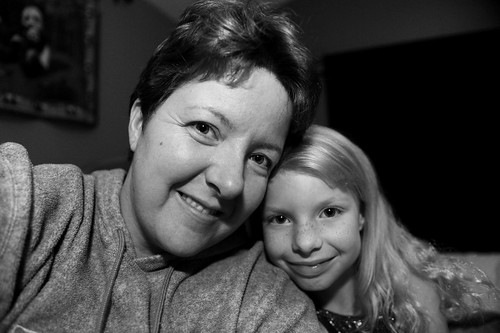 274/365: a quick photo of me and my baby girl