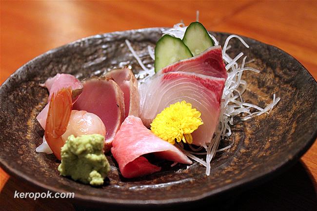 Chef's Choice of Sashimi