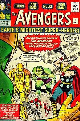 the avengers 1 por ti.