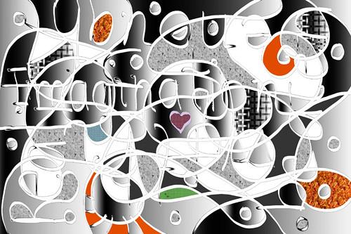 imagination digital art (c) 2004, Lynne Medsker
