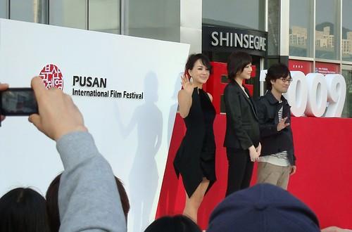 PIFF II Uhm Jung-hwa (엄정화)