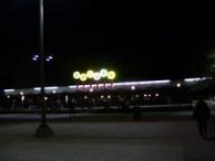 Cedar Point - Dodgems at Night