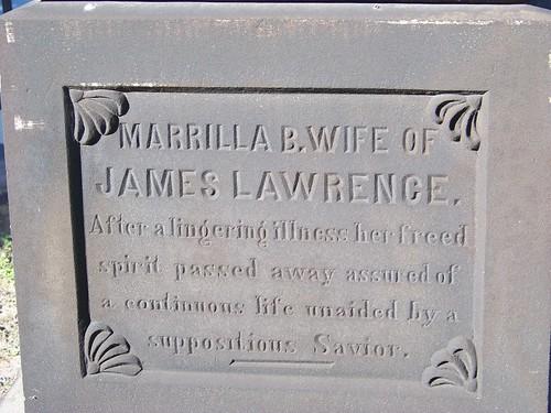 Marrilla B. Lawrence