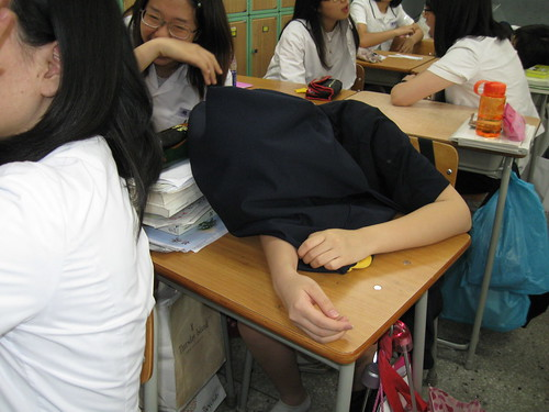 wake me when school is over