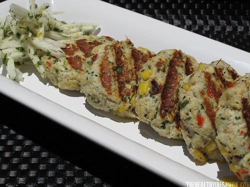 Mango-Jalapeno Crab Cakes
