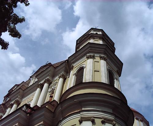 Building in Vilnius. Photo: Ulla Hennig