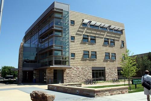 Auf dem CSU-Campus