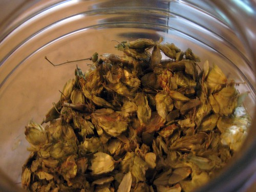 Sample of Hops...