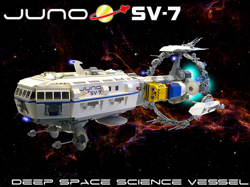 Juno SC-7 Science Vessel