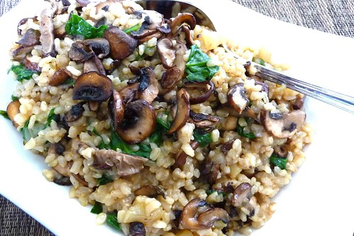 Rich rice - ic diet friendly side dish