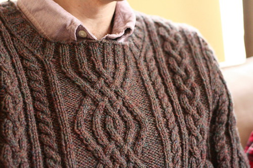 Hedge Fence Pullover