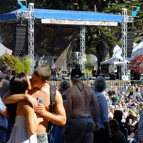 Hardly Strictly Bluegrass. Friday, October 2nd. 2009. Golden Gate Park. FREE.