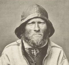 Coastal Sami Man Ivar Samuelsen Norway by Rola...